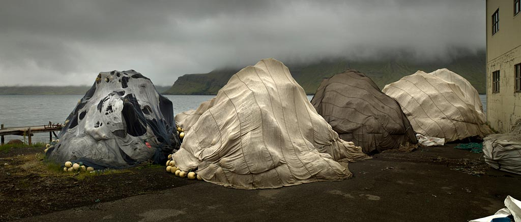 Fishing Nets, 2007 Iceland<br/>