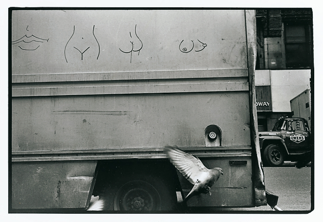 Broadway pigeons 1982.<br/>