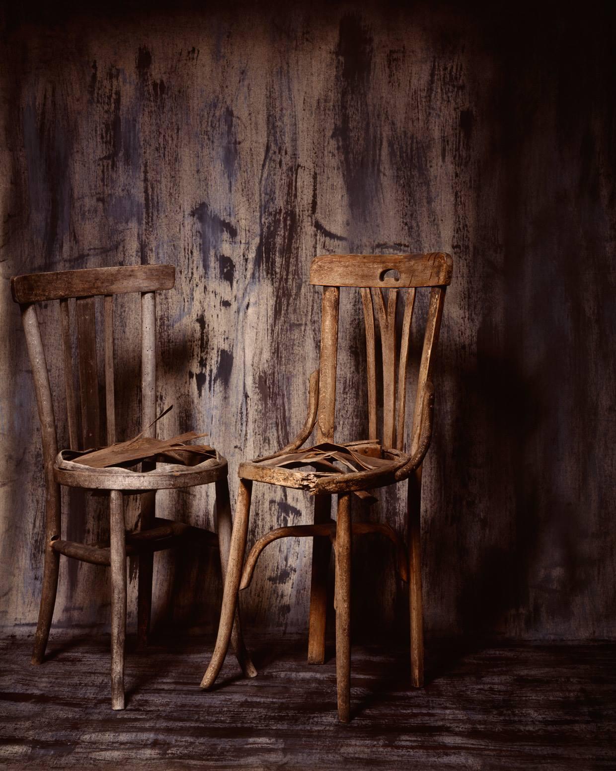 Un par de sillas<br/>