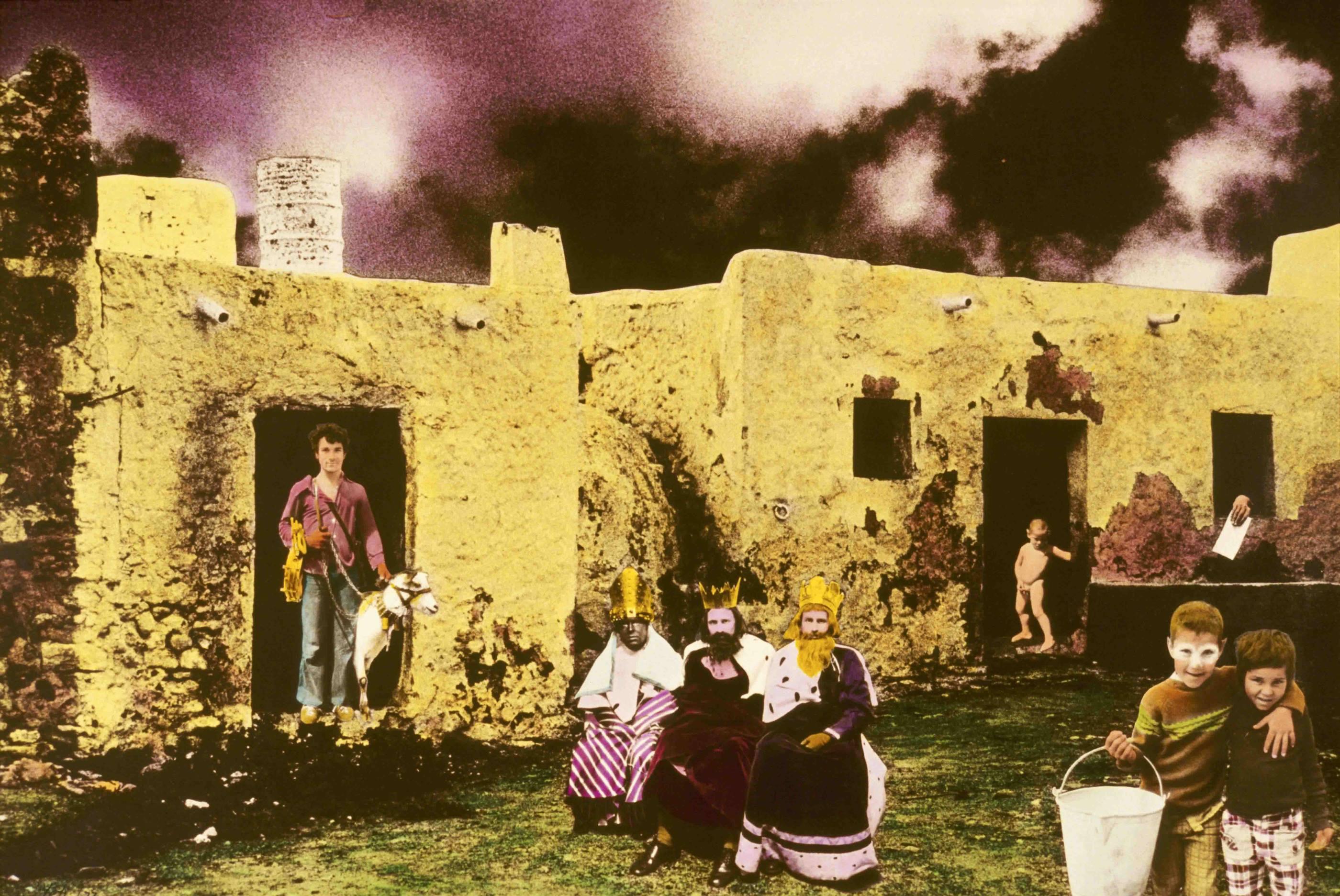 Carta a los Reyes Magos. 1976<br/>