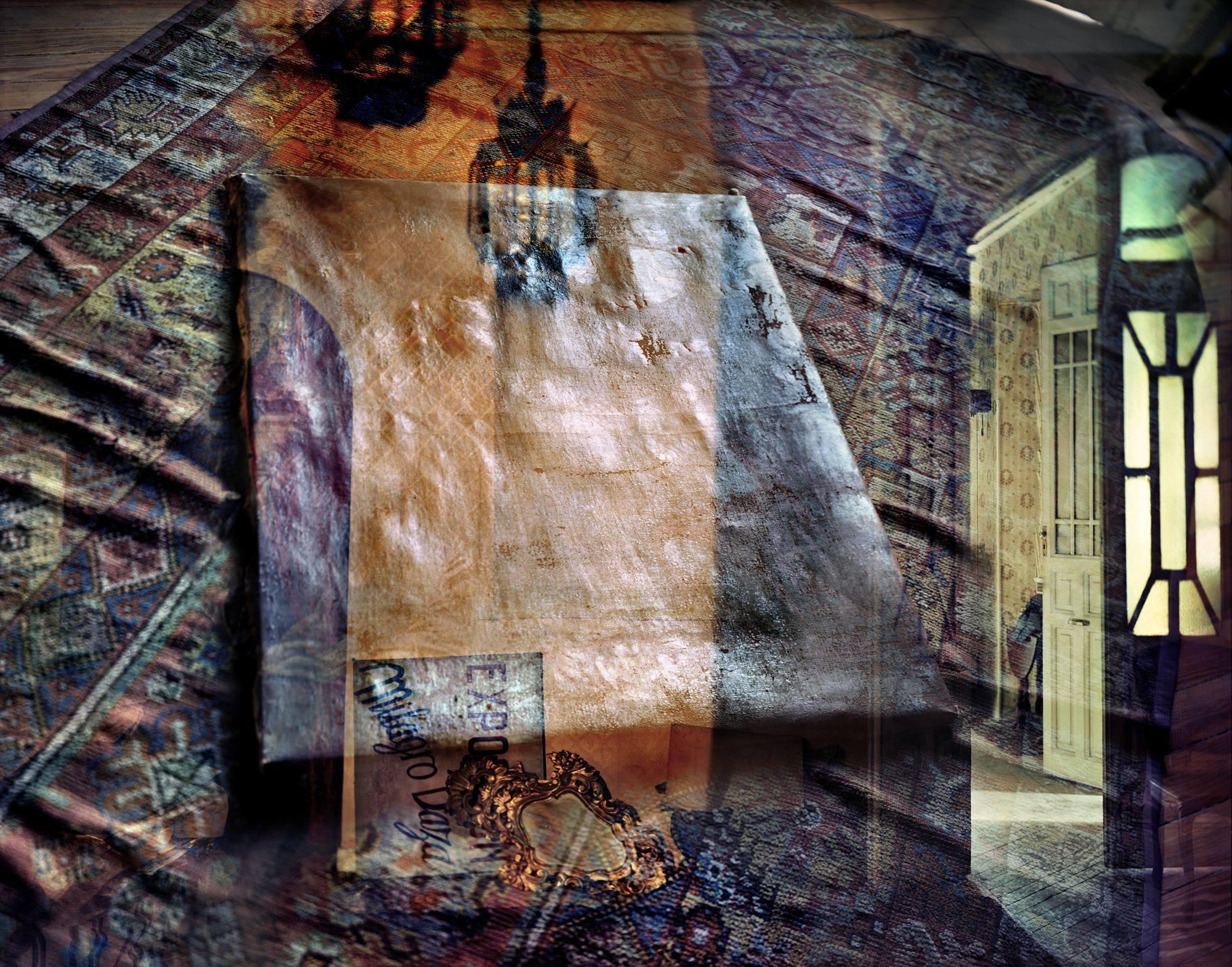La seda rota 26, 2005<br/>Tintas pigmentadas / Inkjet