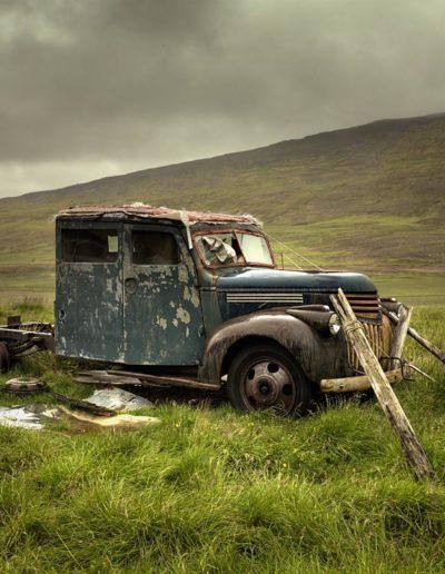 Van, 2007 Iceland<br/>