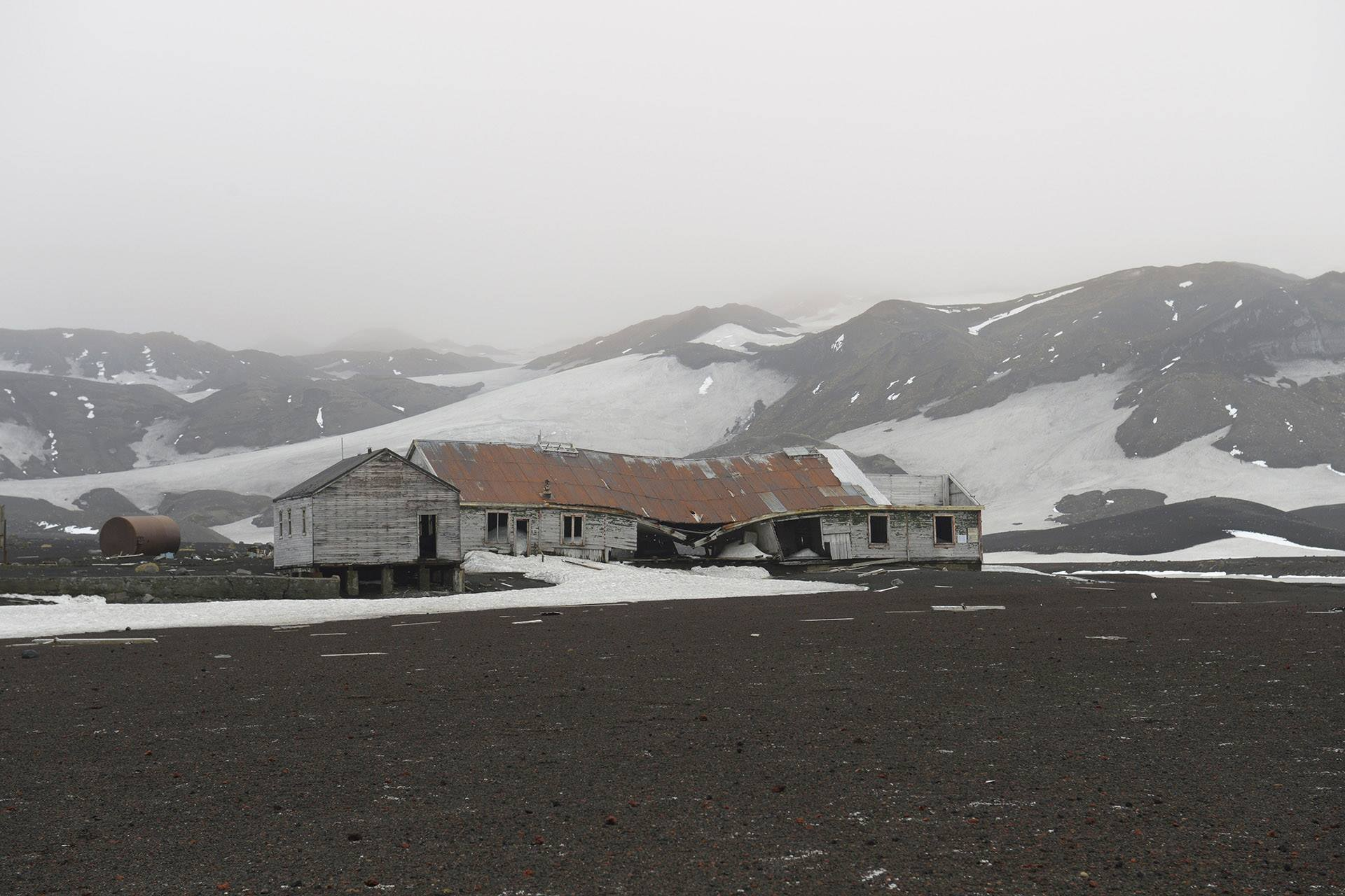 Deception Island, South Shetland Islands, Antractic Ocean VI, 2014<br/>