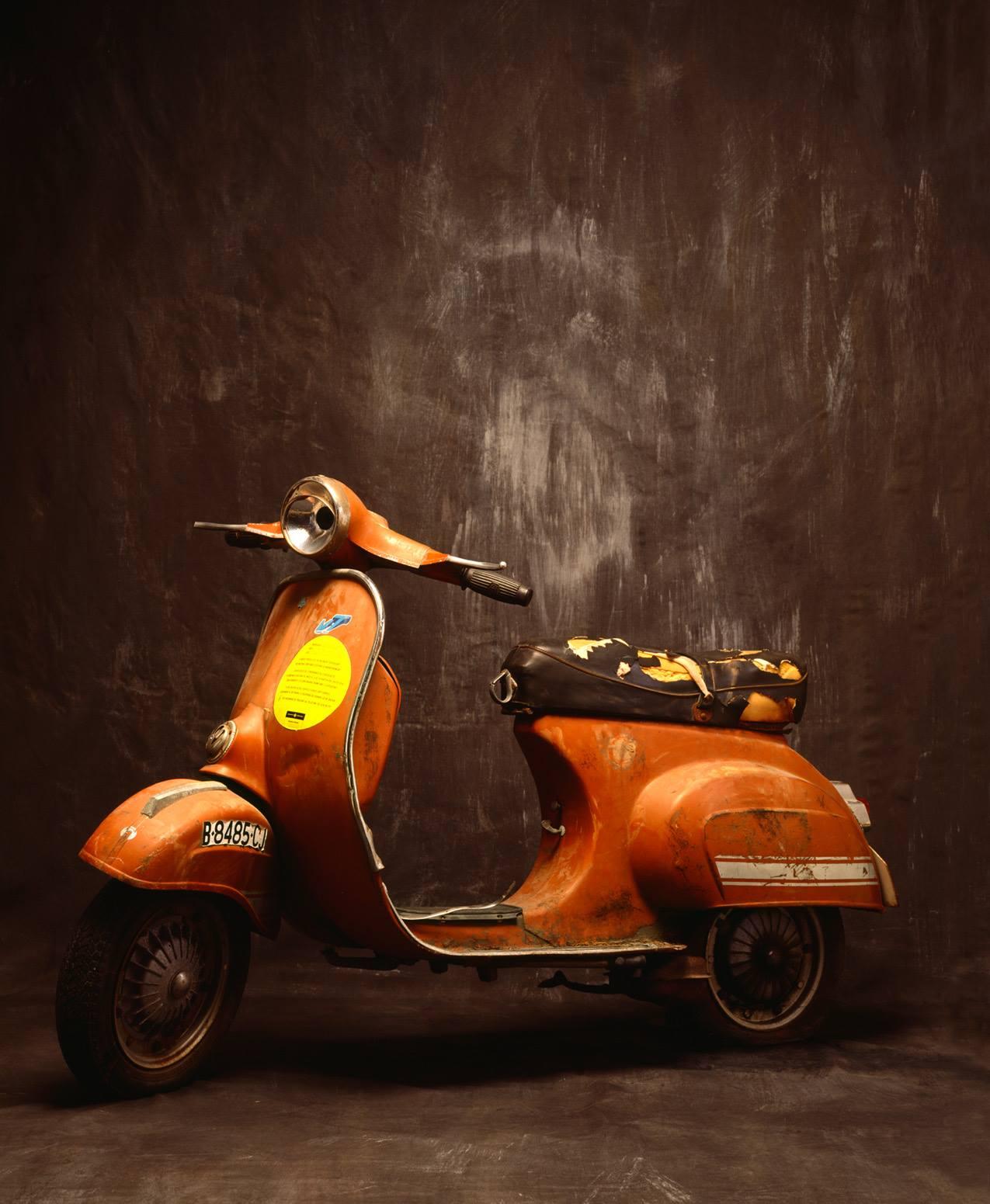 La moto<br/>