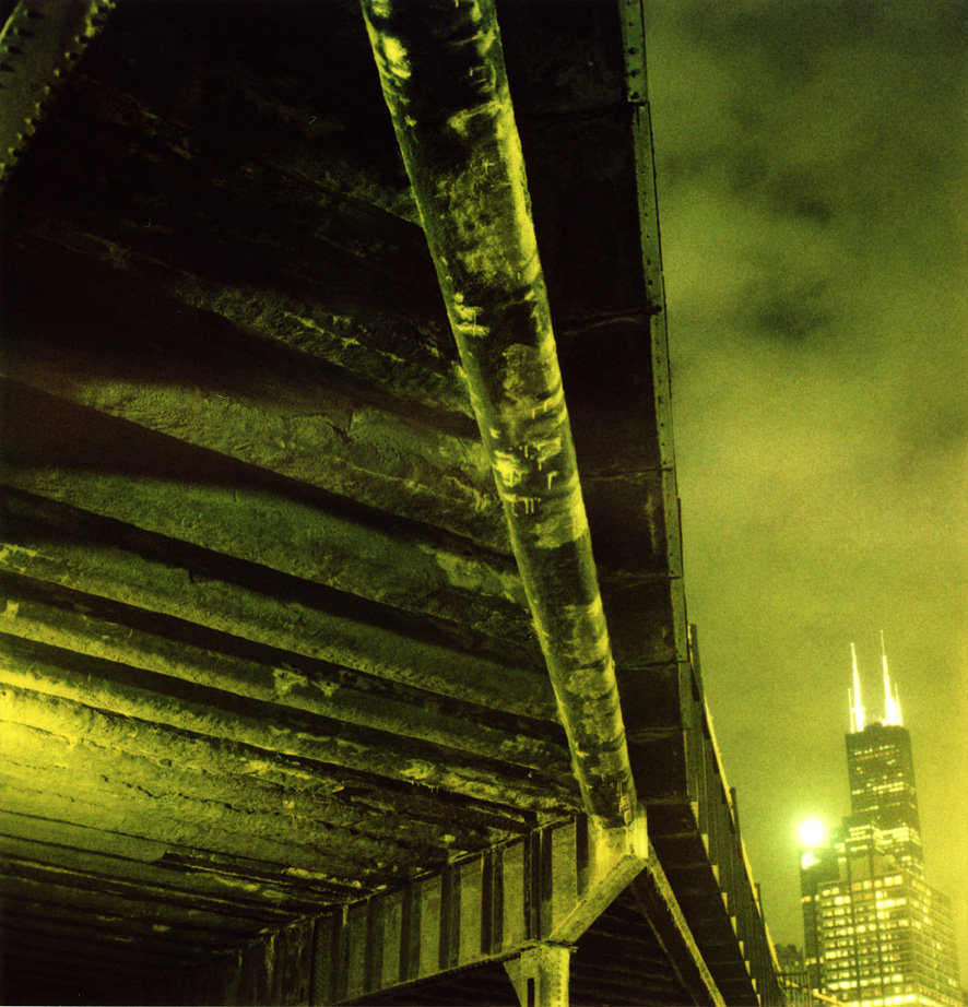 Milwaukee Ave. Chicago.2004<br/>
