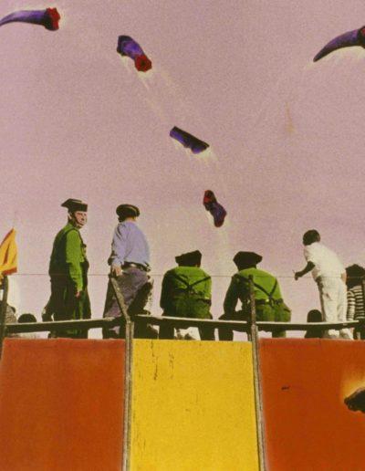 El Ruedo Hambriento. 1977<br/>