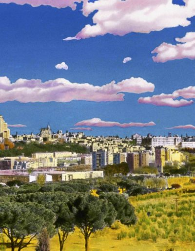 Madrid 1982. La Casa de Campo<br/>