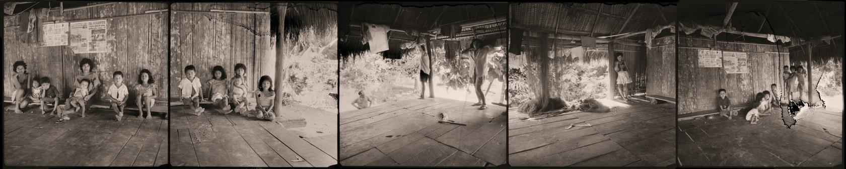 Iquitos, 1994<br/>Virado de oro / Golden Toner