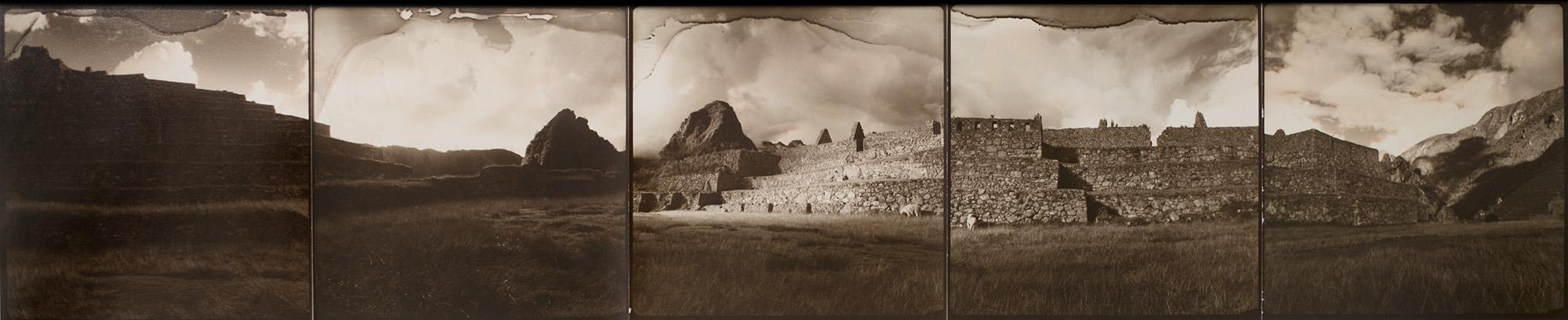 Machu Picchu, 1994<br/>Virado de oro / Golden Toner