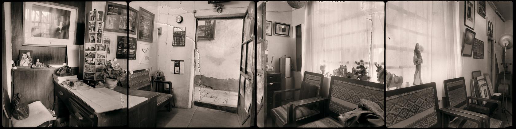 Estudio de Julia Chambi<br/>Virado de oro / Golden Toner