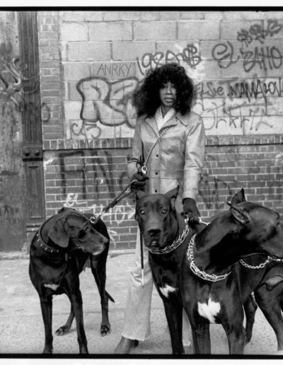 The lower east side. NY, 1988<br/>