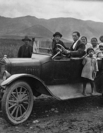 Waynas en Ollantaytambo, 1933<br/>
