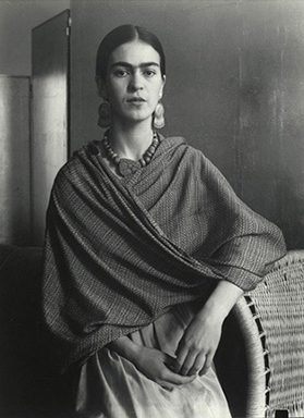 Cunningham, Imogen. Frida Khalo, San Francisco. 1930<br/>