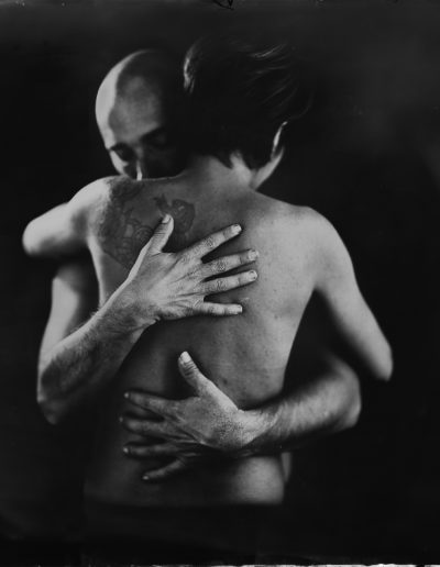 Alberto Ros. Serie Hidden Humanity. Abrazo<br/>