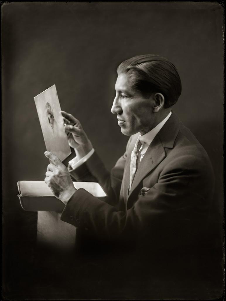 Autoretrato, 1928<br/>