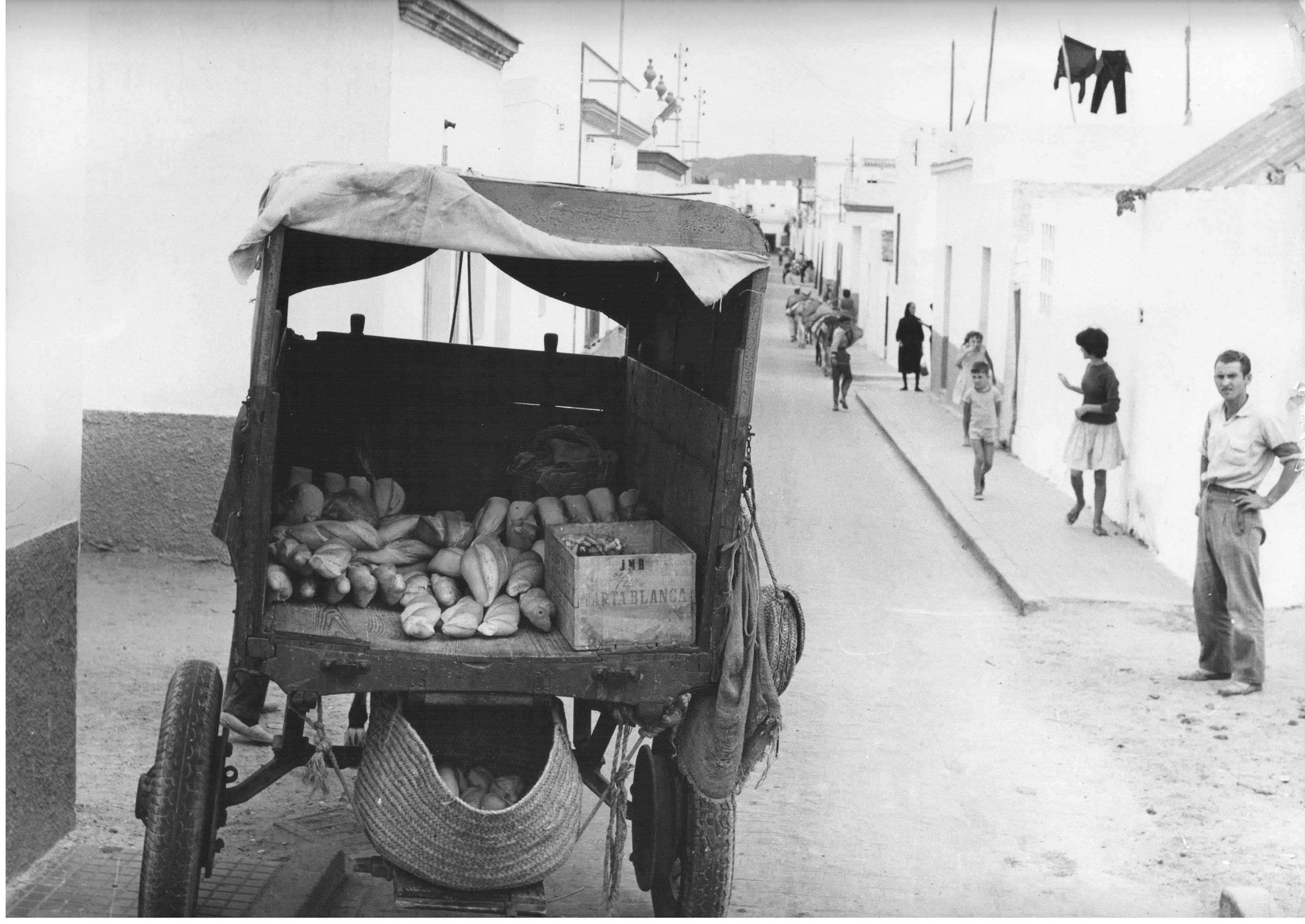Barbate de Franco, 1959<br/>