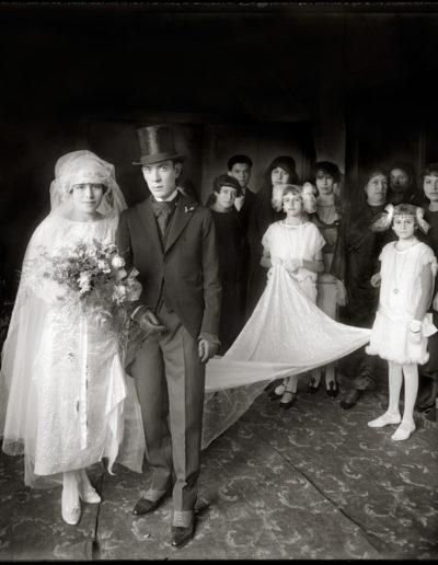 La boda de Gadea, 1930<br/>