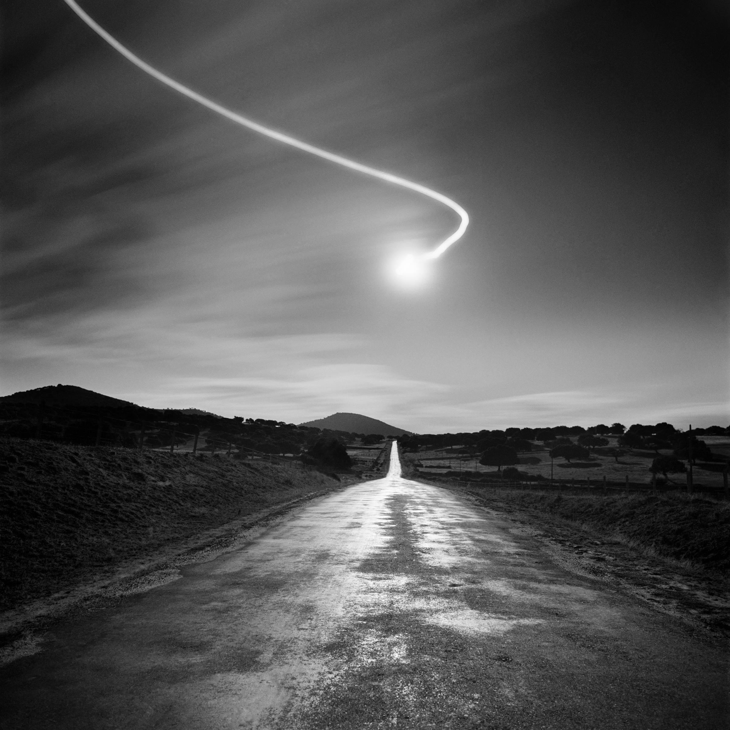 Carretera de Cespedosa, 1987<br/>Gelatina de plata / Silver gelatine