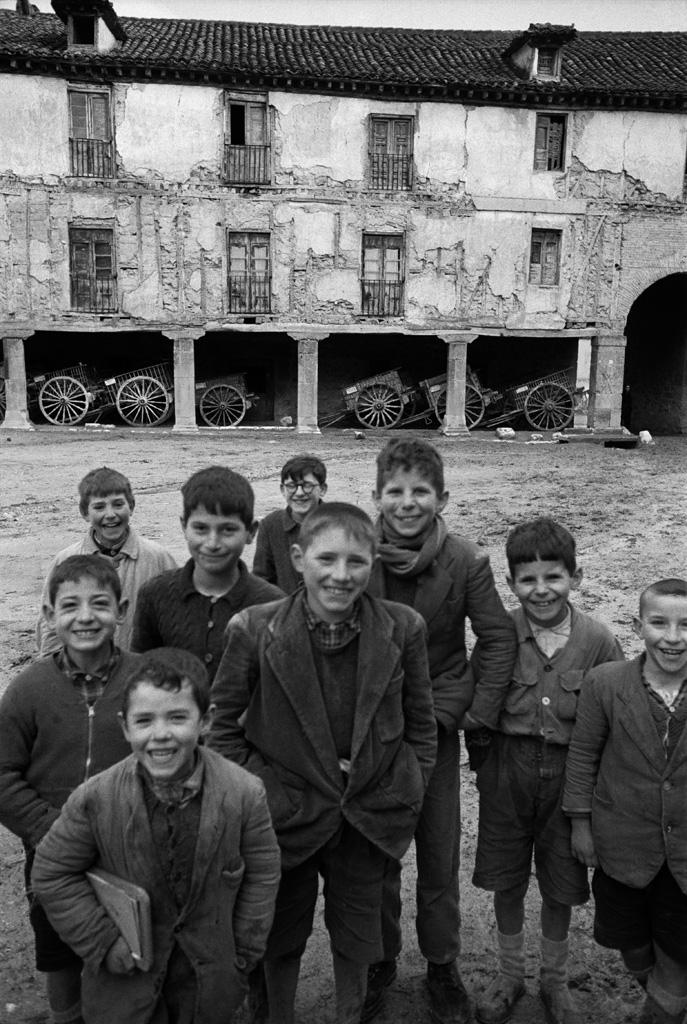 Ramón Masats. Peñaranda de Bracamonte, Salamanca, 1962<br/>