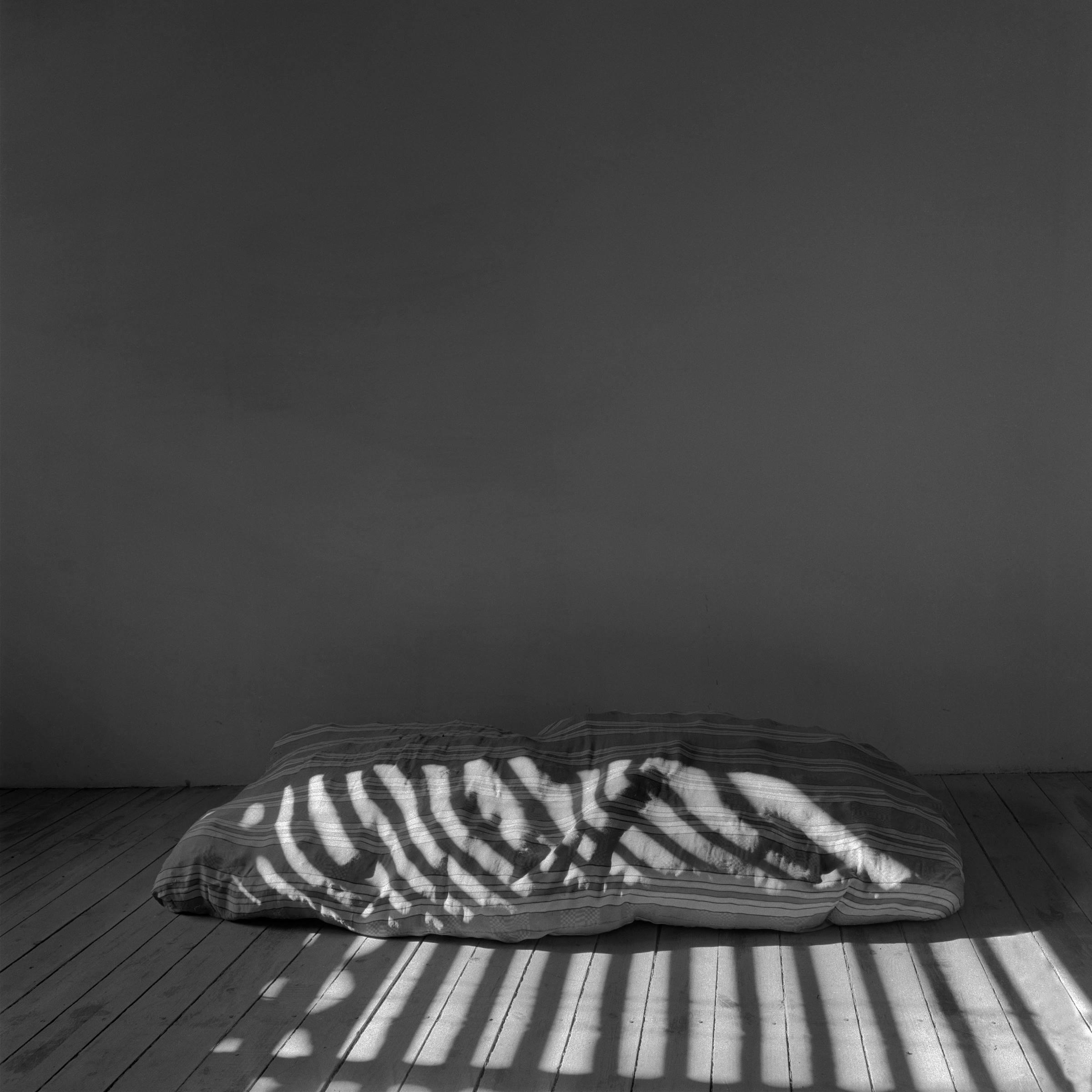Colchon en la luz, 1989<br/>Gelatina de plata / Silver gelatine