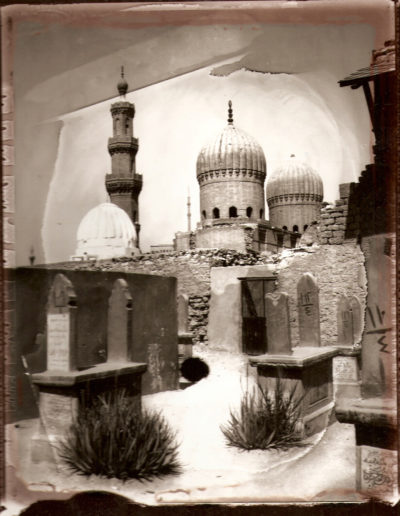 Aux tombeaux del mammueluks, 2008<br/>