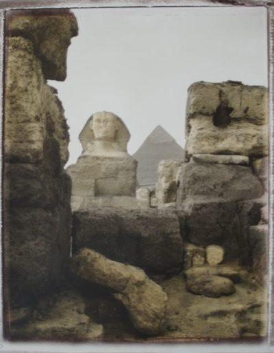 Egypt, Sphinx, 2003<br/>