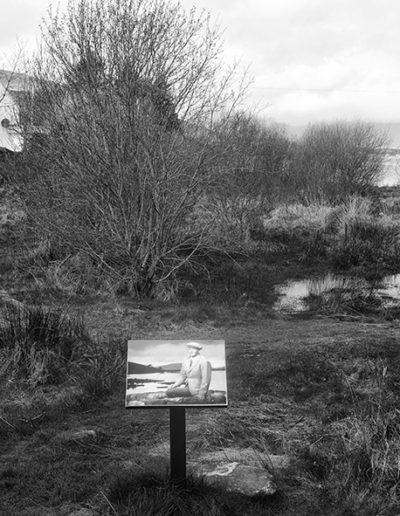 Eduardo Momeñe<br/>Entre los lagos Bofil y Agraffard, 2015