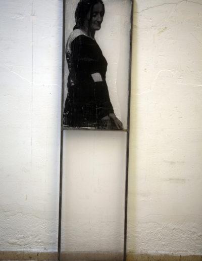 Figura de chica II, 2010<br/>