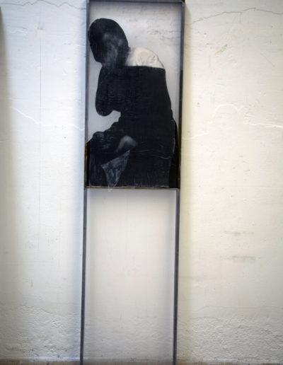 Figura de chica III, 2010<br/>