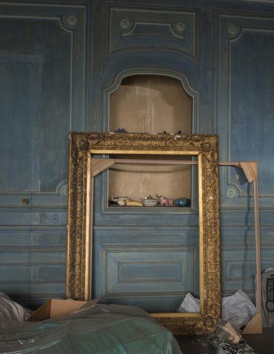 Miquel Soler Roig. The golden frame, 2014<br/>