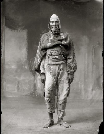 El gigante de Llusco, 1925<br/>