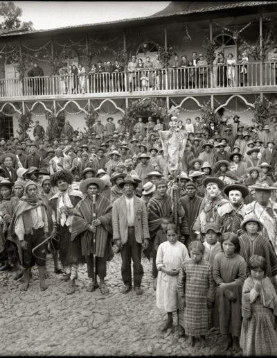 Fiesta en Hacienda Angostura, 1929,<br/>