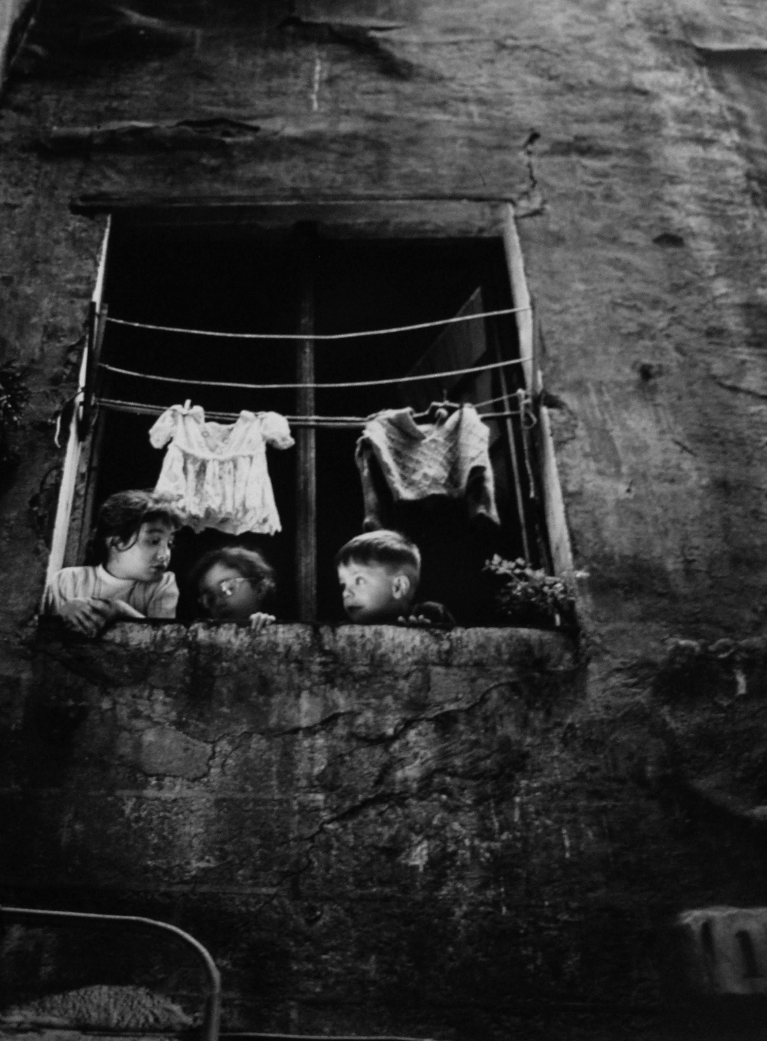 Gabriel Cualladó. La inocencia de la ventana, 1965<br/>