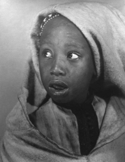 Nicolás Muller. Mocoso marroquí. Marruecos, 1942<br/>Gelatina de plata