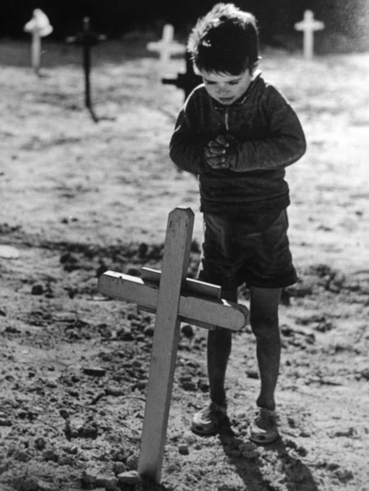 Eugeni Forcano. ¿Cómo entender la muerte tan temprano?, 1963<br/>
