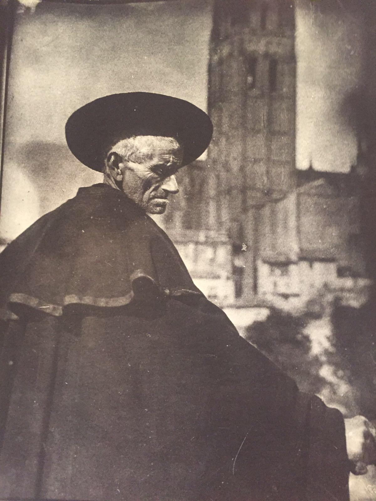 José Ortiz-Echagüe. Segoviano, 1917<br/>