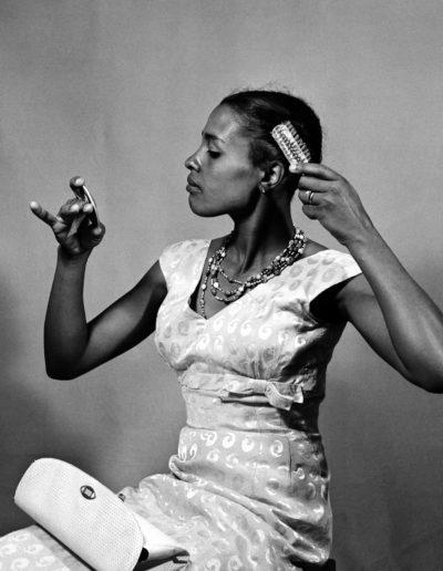 Priscilla Mtimkulu, 1954<br/>Gelatina de plata / Silver gelatin