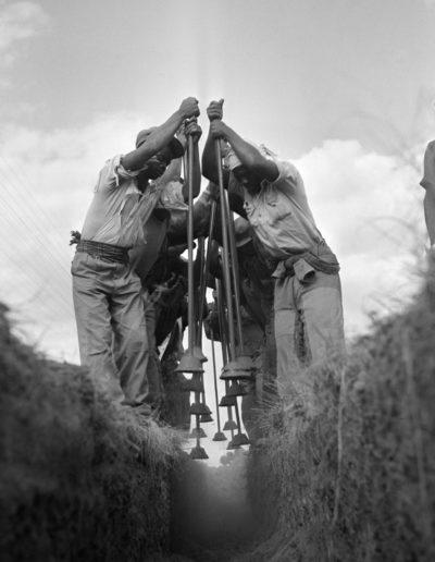 Ditchworkers, 1951<br/>Gelatina de plata / Silver gelatin