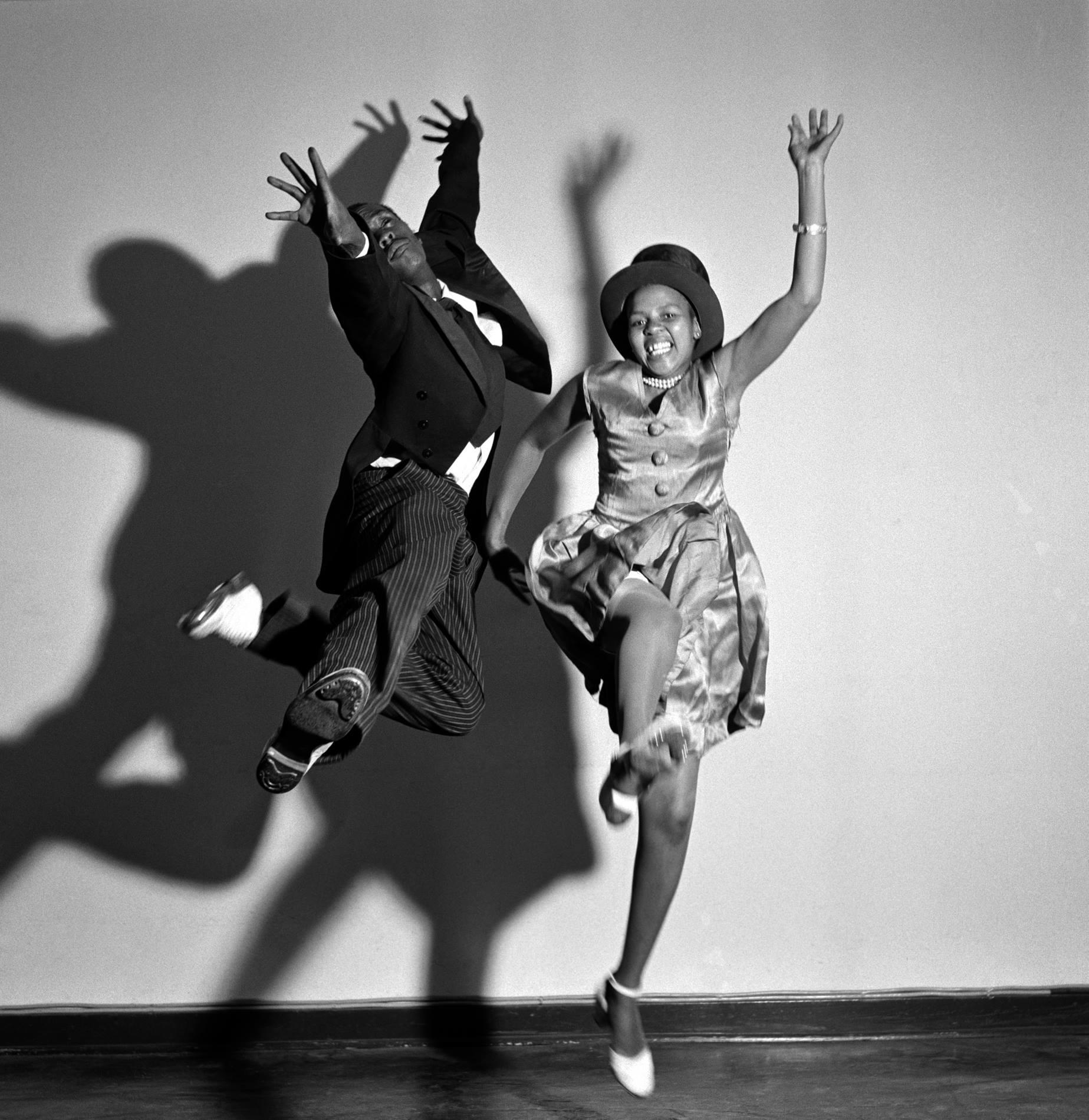 Dancing at the Ritz, 1952<br/>Gelatina de plata / Silver gelatin
