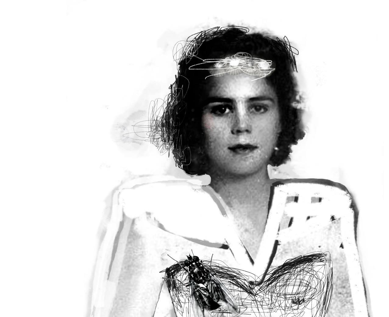 Jaime Compairé. La reina de los insectos<br/>