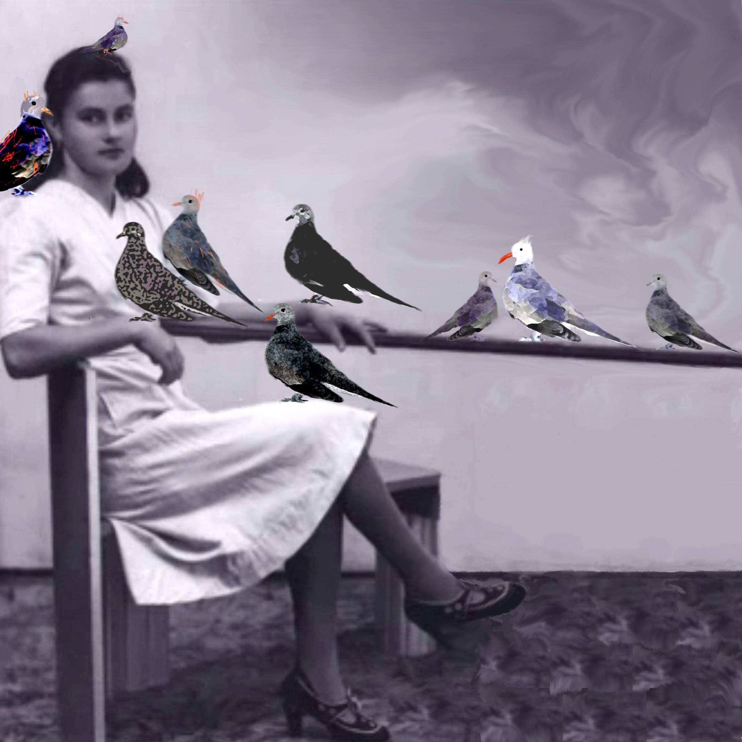 Jaime Compairé. La dama del aire<br/>