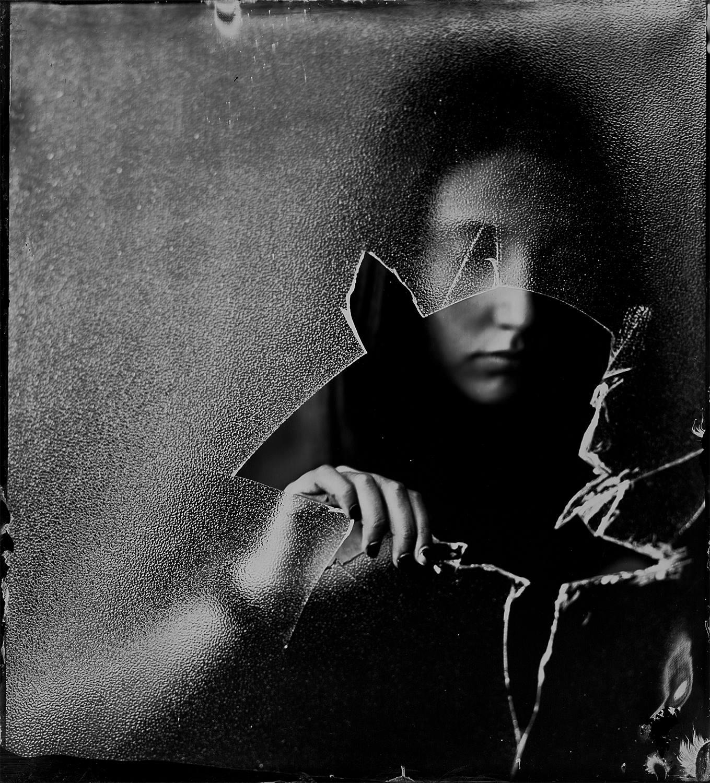 Alberto Ros. Serie Hidden Humanity. Melancolía<br/>