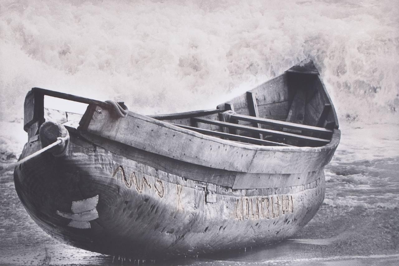 Pirogue Ashanti, 2000<br/>