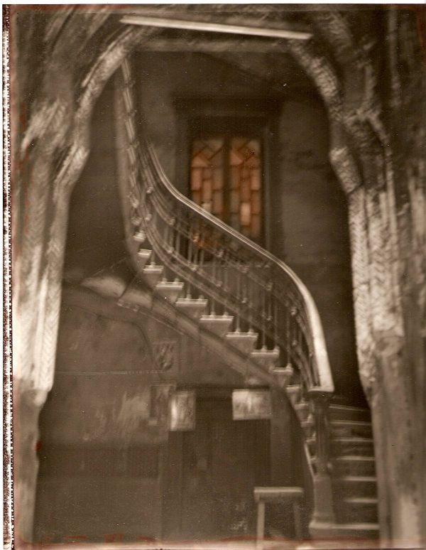 Maison de Linant de Bellefort, parrain de l'enfant de Gustav Le Gray, 2003<br/>