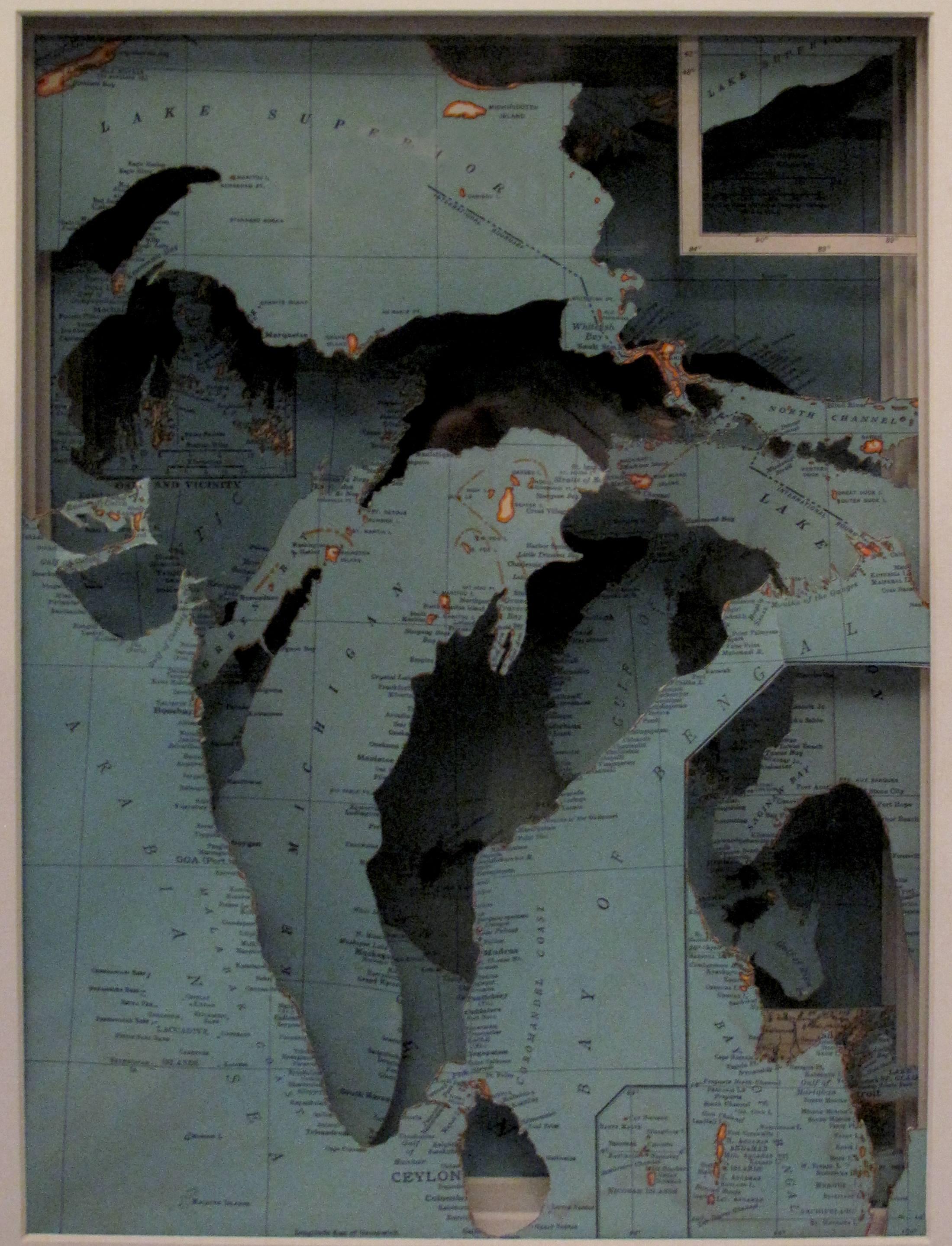 Inmenso mar, 2015<br/>