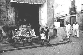 Ramón Masats. Cáceres, 1965<br/>Gelatina de plata
