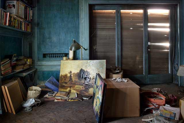 Miguel Soler-Roig. Fallen landscape, 2014<br/>