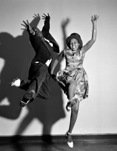 Dancing in the Ritz, Johannesburg, 1952<br/>