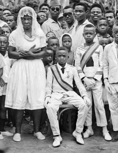 Primera Comunion en Guinea 1962<br/>