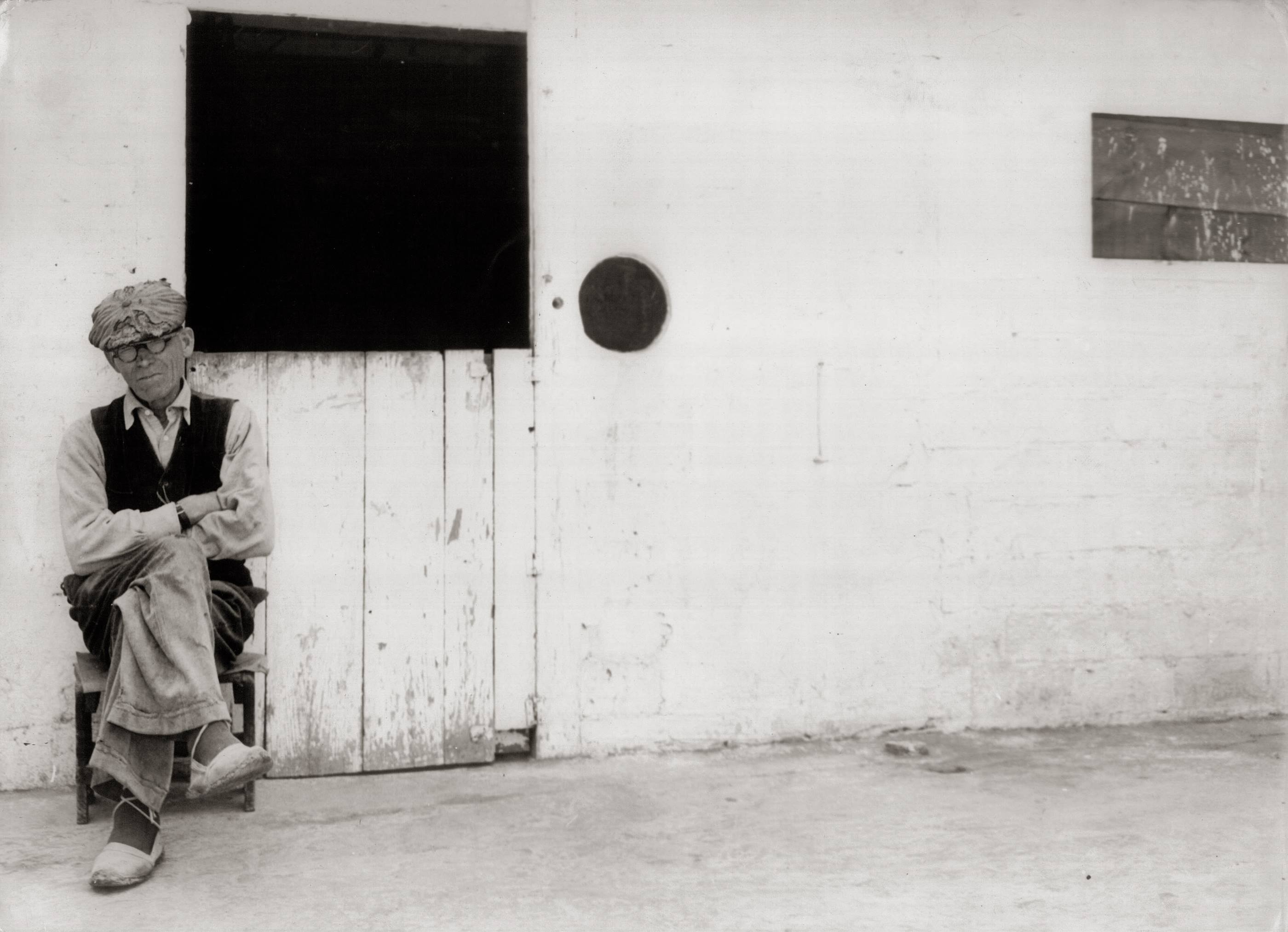 Barcelona, 1954<br/>